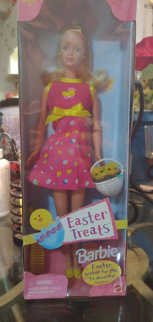 1999 Easter Treats, 1998 Easter Surprise Barbie for Sale in Waretown, NJ
