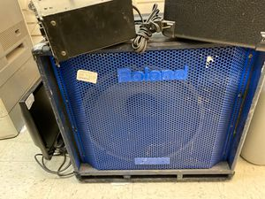 Roland amplifier for Sale in Chicago, IL