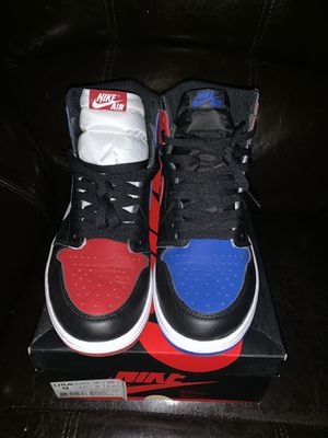 Jordan 1 top 3 size 9 for Sale in Gaithersburg, MD