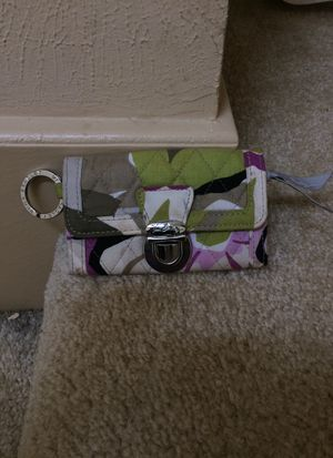 a4bc9b72f Vera Bradley keyring Wallet for Sale in Irving
