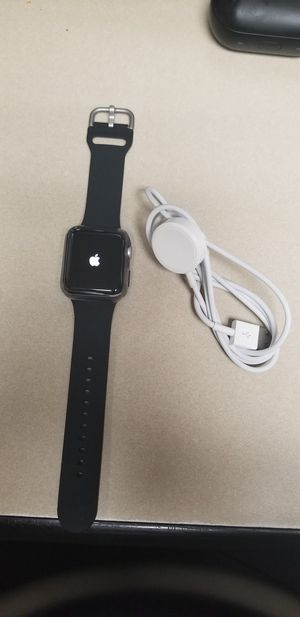 Apple Watch series 3 38mm gps for Sale in Martinsburg, WV