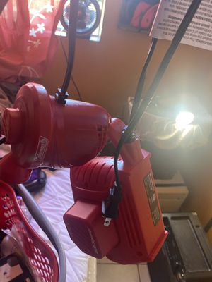Colman air mattress pump for Sale in Riverside, CA