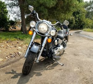 2001 Harley-Davidson Fatboy w/Low mileage for Sale in Pasadena, CA