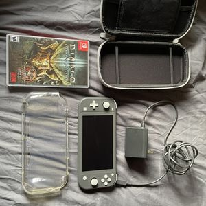 Nintendo Switch Lite Grey for Sale in Auburn, WA