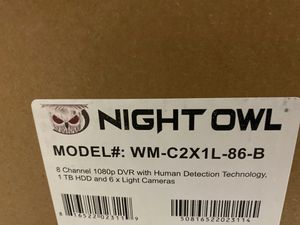 Night Owl security system for Sale in Huntington Beach, CA