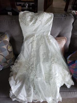wedding dress. brand new with tags for Sale in Woburn, MA