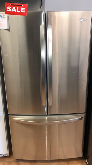 FIRST COME!!CONTACT TODAY! Refrigerator Fridge LG Bottom Freezer #1468 for Sale in Silver Spring, MD