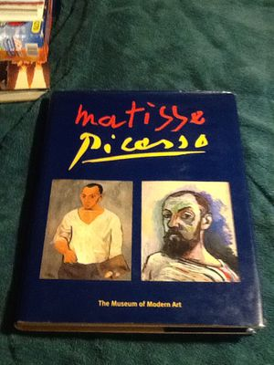 2002 Matisse Picasso Tate publishing the museum of modern art 400 color pages of his best work for Sale in Evanston, IL