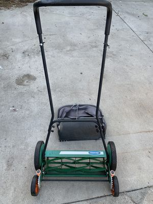 Push lawn mower for Sale in Los Angeles, CA
