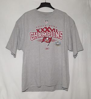 Tampa Bay Buccaneers Super Bowl Champions Tshirt for Sale in Dover, FL