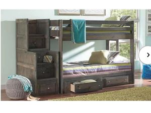Twin bunk beds for Sale in Chicago, IL