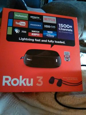Roku3 for Sale in DORCHESTR CTR, MA