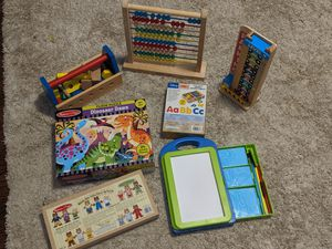Melissa and Doug bundle for Sale in Lombard, IL