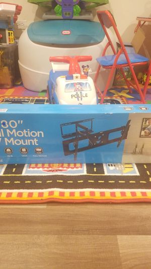 "19-80"" Full Motion TV Mount for Sale in Chicago, IL"