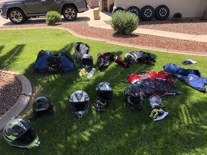 Motorcycle gear for Sale in Glendale, AZ