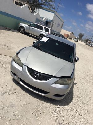 2005 Mazda 3 for parts for Sale in Opa-locka, FL