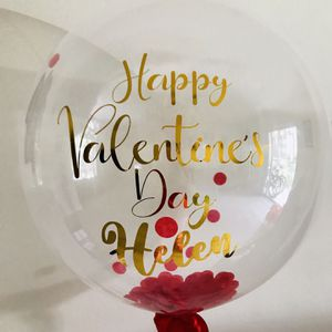 Valentine's Personalized Balloon ❤️ for Sale in Fort Lauderdale, FL