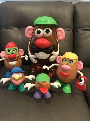 Playskool Potato Head set/ classic toy/ CASH only for Sale in San Jose, CA