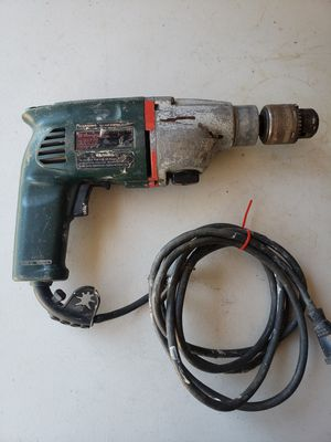 "Metabo 1/2"" VSR Hammer Drill for Sale in Hamden, CT"