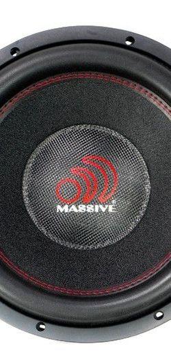 Massive Audio Summo xL 154 12inch 4ohm DVC for Sale in Walnut Creek,  CA