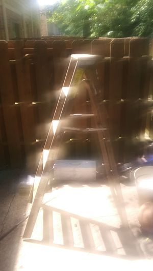 Wooden ladder for Sale in Union City, GA