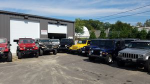 12 JEEP WRANGLERS 97'-06' for Sale in Ashland, MA