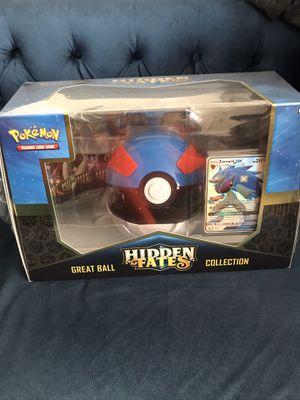 Pokémon hidden fates great ball collection for Sale in Santa Ana, CA