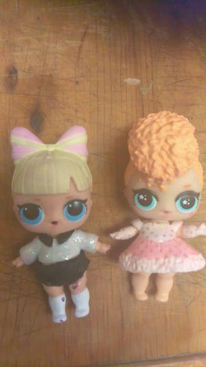 Two lol dolls for Sale in Davis, CA