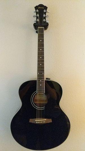 Ibanez Sage Series Acoustic Guitar w case for Sale in Scottsdale, AZ