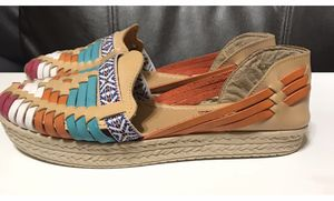 Size 8 y 8.5 NEW ARTESANAL HUARACHE for Sale in Pharr, TX
