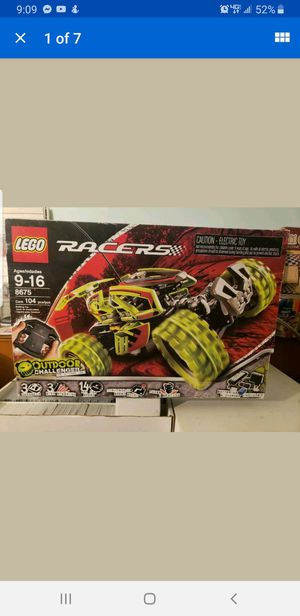 Lego racers 8675 for Sale in Streamwood, IL