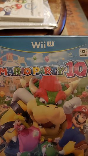 Mario Party 10 - Wii U for Sale in Newburgh Heights, OH