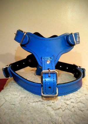 """High quality """"Dog Harness"""" 100% Genuine Leather for Sale in Glendora, CA"""