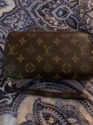 Brown wallet for Sale in Riverside, CA