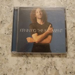 Cd Kenny G The Moment for Sale in Center Moriches, NY