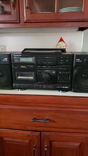 Sony Boom box for Sale in New Haven, CT
