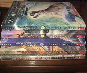 Wolves of the beyond children series book! for Sale in Reedley, CA