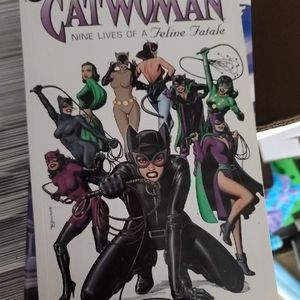 Catwoman: Nine Lives of a Feline Fatale for Sale in Lynwood, CA