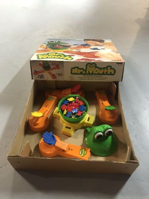 Mr Mouth Board Game for Sale in New City, NY