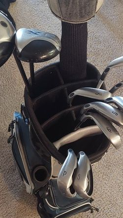 Golf Clubs W/ Bag And Accessories for Sale in Raleigh,  NC