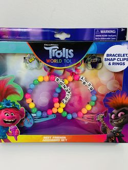 Brand New Trolls Accessory Set for Sale in Channahon,  IL