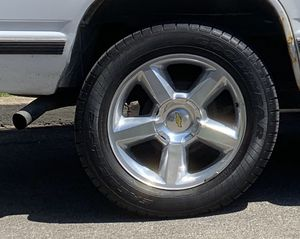 4 CHEVY WHEELS for Sale in Chicago, IL