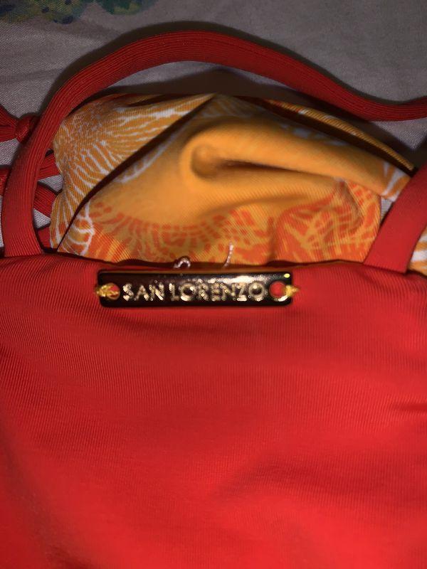 San Lorenzo one piece XS