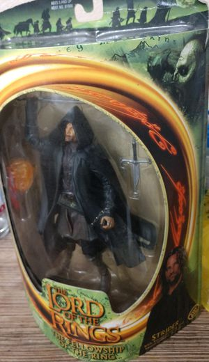 Lord of the Rings The fellowship of the Rings Strider for Sale in Gig Harbor, WA