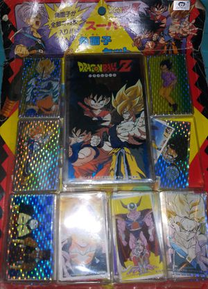You asked we brought it Dragon Ball Z cards for Sale in Merced, CA
