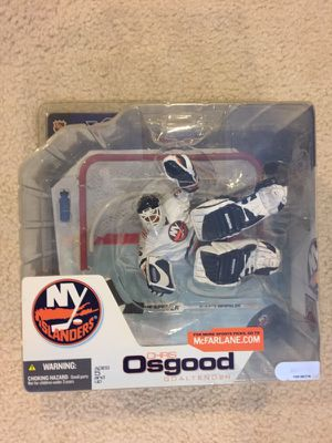 McFarlane NHL Sports Picks Series 3 Action Figure Chris Osgood (new York Islanders) for Sale in Riverview, FL