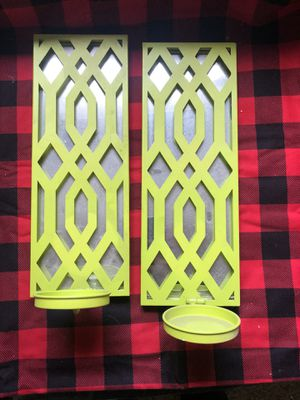 Mirrored candle holders for Sale in Auburn, WA