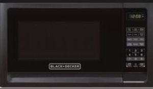 Black and Decker 1000 Watt Microwave for Sale in Bend, OR