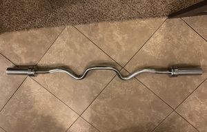 Cap Curl Bar $30 for Sale in Tempe, AZ