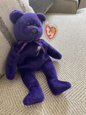 Princess Diana beanie baby for Sale in Menifee, CA